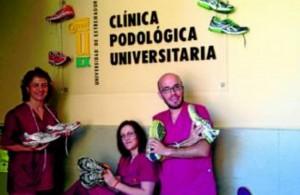 Clínica podológica Universitaria