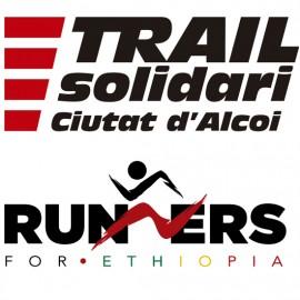 Estaremos en la recogida de dorsales del Trail Solidari Ciutat d'Alcoi