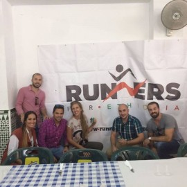 Jeroni Llorca consigue organizar el 1er encuentro Nacional Runners for Ethiopia