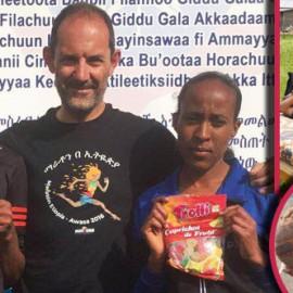 Trolli Ibérica colabora con el proyecto Runners for Ethiopia