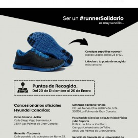 Colaboración desde Hyundai Canarias #RunnerSolidario