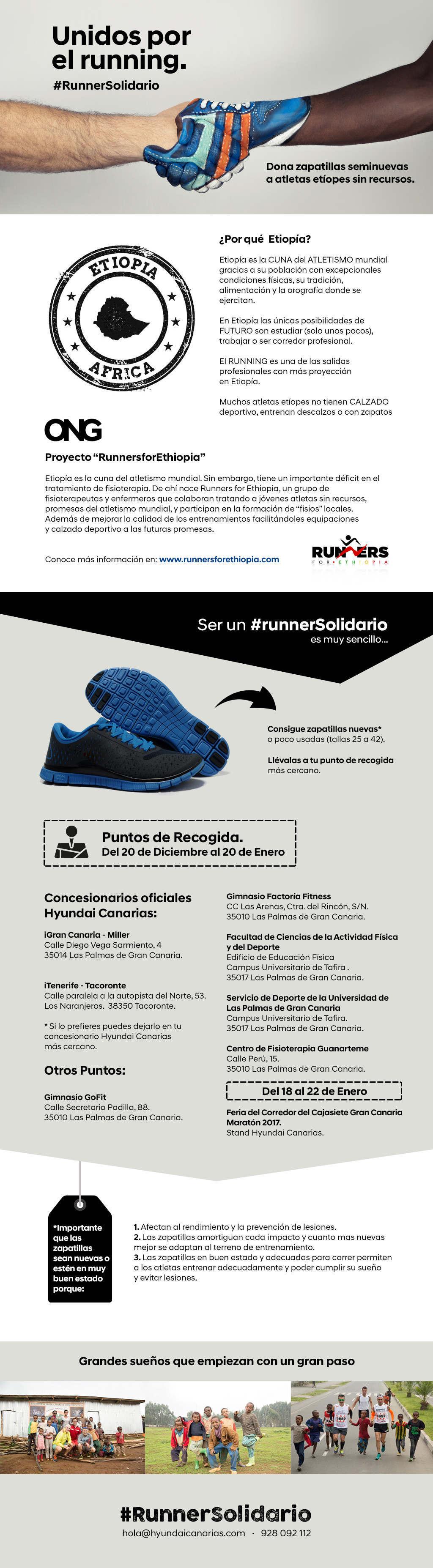 runners solidario canarias