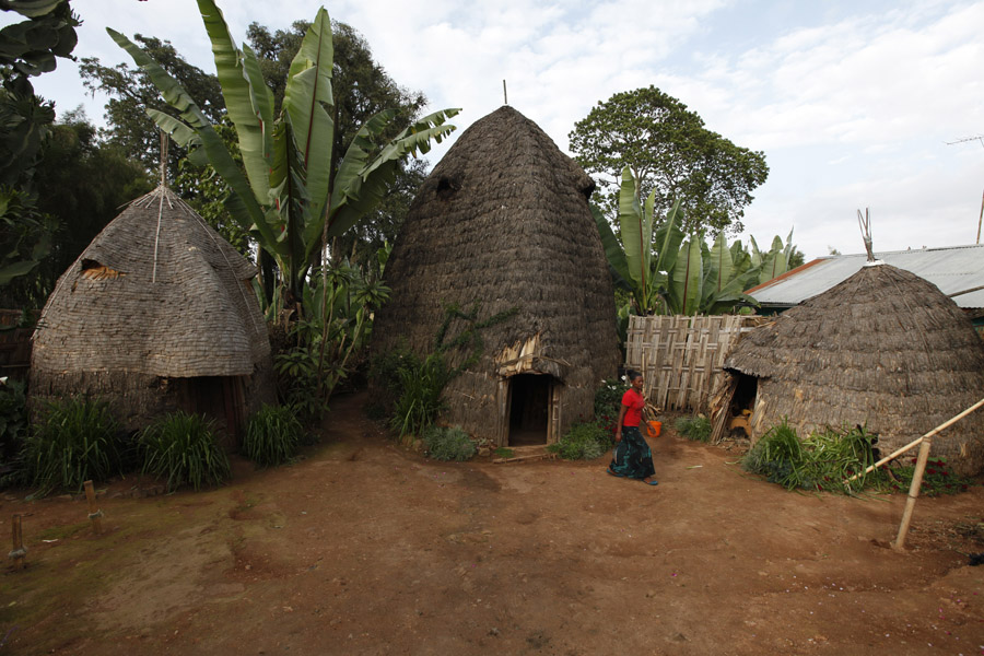 Tribus Etiopía dorze