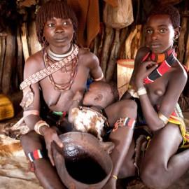 Extensión tribus Etiopía 2017