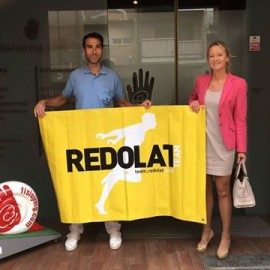 Ayuda y colaboración desde Redolat Running Team