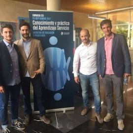 Mención del proyecto en la Universidad de Navarra de la mano de la UFV