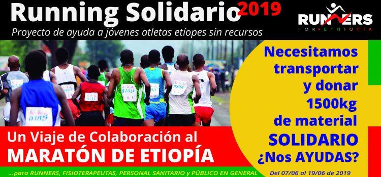 viaje maratón Etiopía
