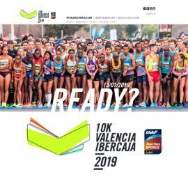 Feria del corredor 10K Valencia Ibercaja
