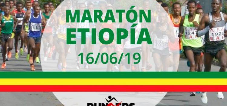 maratón Etiopía