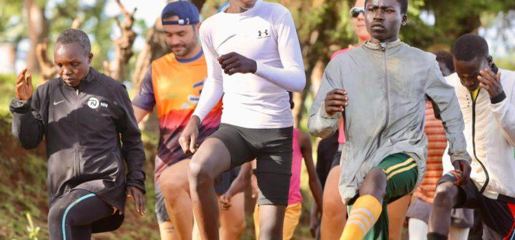 entreno en Uganda
